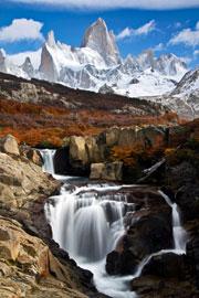 Patagonia Perito Moreno glacier trek Argentina Andes ...